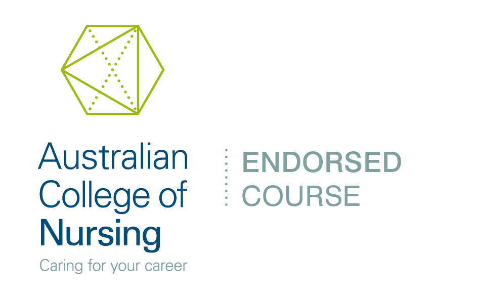Australian College of Nursing Endorsed Course